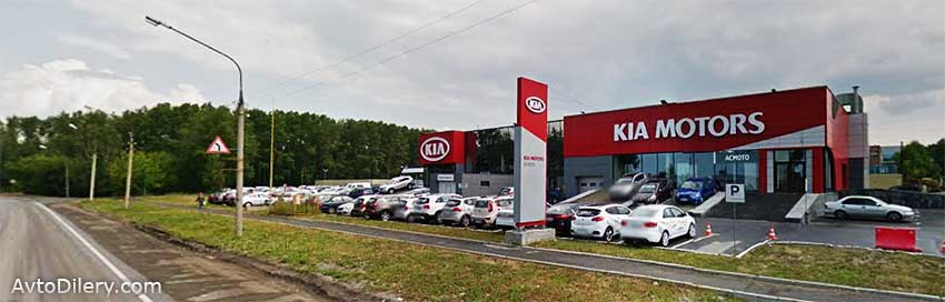 КИА в Екатеринбурге - АСМОТО - официальный дилер автомобилей KIA