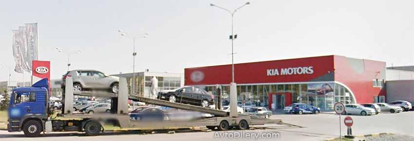 Автоград КИА в Тюмени - официальный дилер KIA
