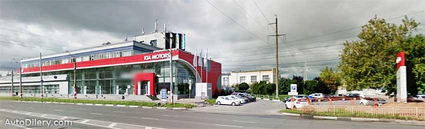 КИА в Нижнем Новгороде - KIA БЦР МОТОРС на Гагарина - официальный дилер автомобилей