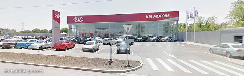 КИА Центр Запад в Ростове-на-Дону - официальный дилер автомобилей KIA на 1 Машиностроительном