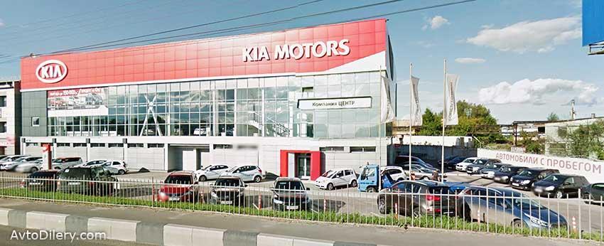 КИА в Нижнем Новгороде - KIA на Комсомольском - официальный дилер автомобилей