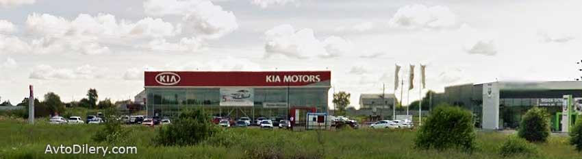 КИА Прайм Моторс в Череповце - официальный дилер автомобилей KIA