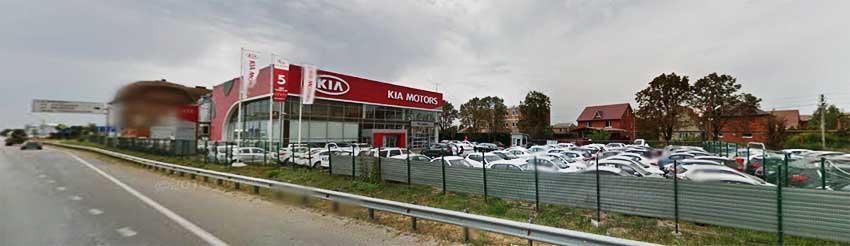 КИА в Краснодаре - РВ Сервис - официальный дилер автомобилей КИА