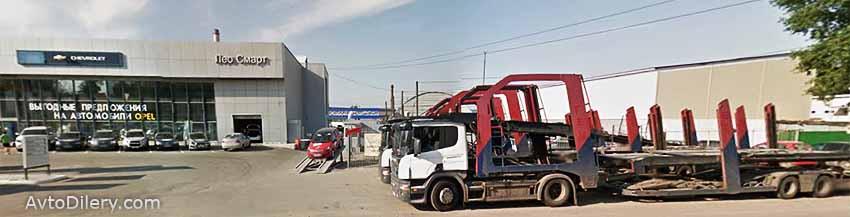 Лео Смарт Лидер КИА на Лесозаводской 29  в Ижевске - официальный дилер автомобилей KIA