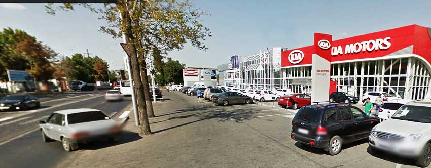 Темп Авто - КИА в Краснодаре - официальный дилер автомобилей КИА
