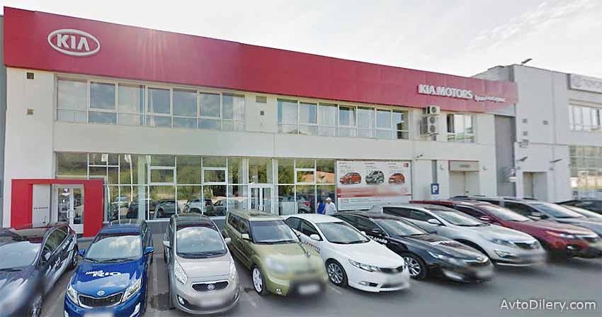 КИА ТрансТехСервис 19 в Казани - официальный дилер автомобилей KIA на Ибрагимова 48