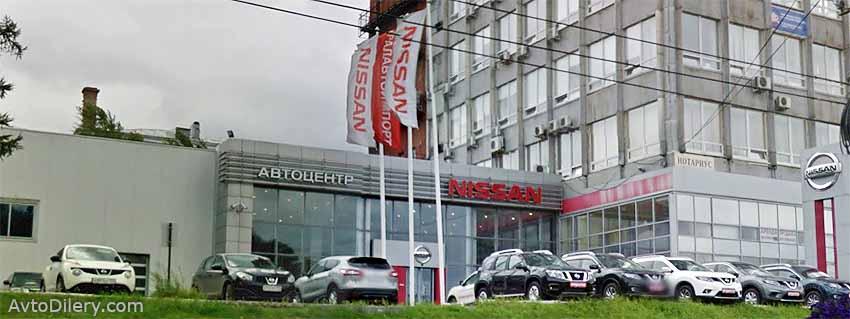 Автоцентр УралАвтоИмпорт в Перми - Уральская, 119 - официальный дилер новых Nissan