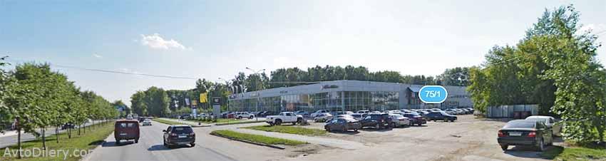 Експерт-Авто Хендай в Новосибирске - официальный дилер автомобилей Hyundai на Богдана Хмельницкого 75/1