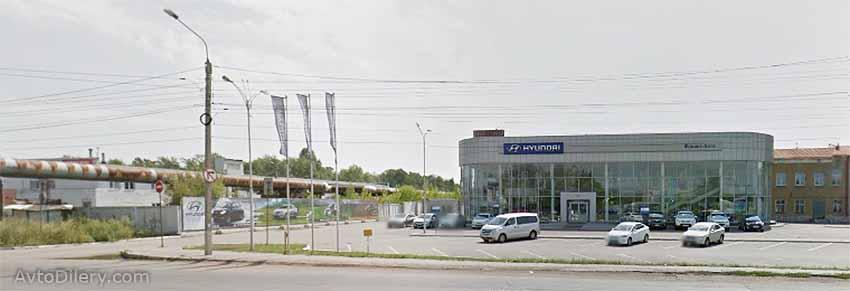 Автосалон Феникс-Авто Хендай в Омске - 10-лет Октября, 182 - официальный дилер новых автомобилей Hyundai