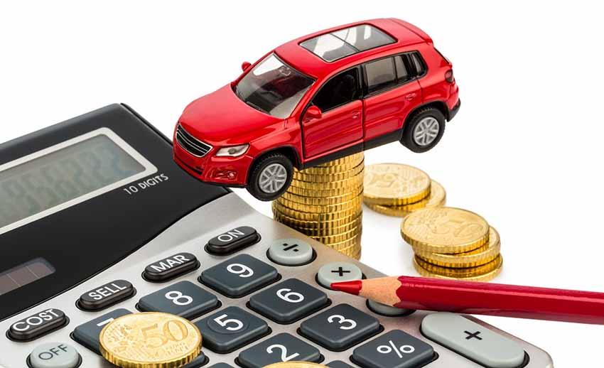 Расчет фактической стоимости автомобиля с использованием автокредита.