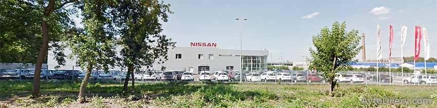 Фото автосалона Ниссан АвтоПремьер-М в Уфе - Трамвайная, 1  - официальный дилер новых Nissan