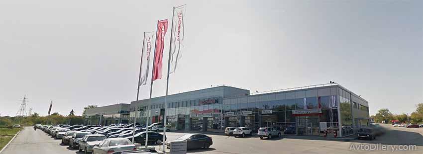 Автосалон Нижегородец  Ниссан в Нижнем Новгороде - Комсомольское шоссе, 14 А - официальный дилер новых автомобилей Nissan