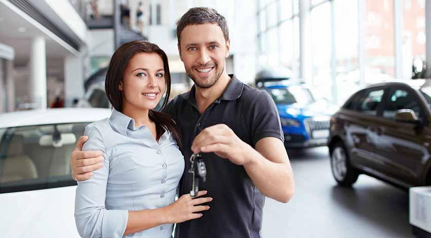 Покупка нового автомобиля в кредит без первого взноса.