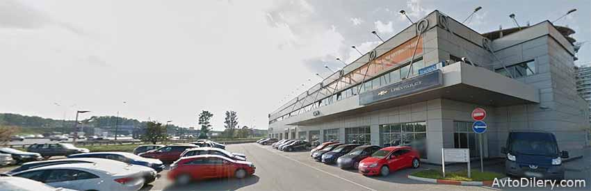 ДЦ Химки Равон в Москве - официальный дилер автомобилей Ravon на 74 км МКАД