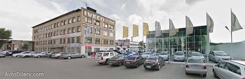 Сити Транс Равон в Челябинске - официальный дилер автомобилей Ravon на Кожзаводской 100