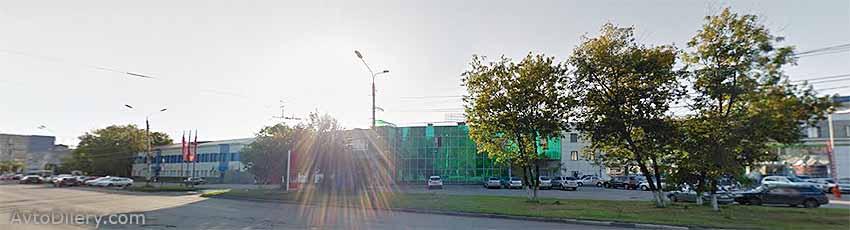 АвтоКлаус Центр Фольксваген в Нижнем Новгороде - официальный дилер автомобилей volkswagen на Ленина, 93