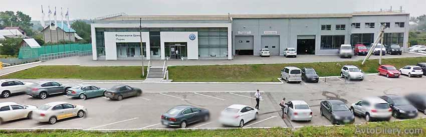 Фольксваген Центр в Перми - официальный дилер автомобилей volkswagen на шоссе Космонавтов, 381