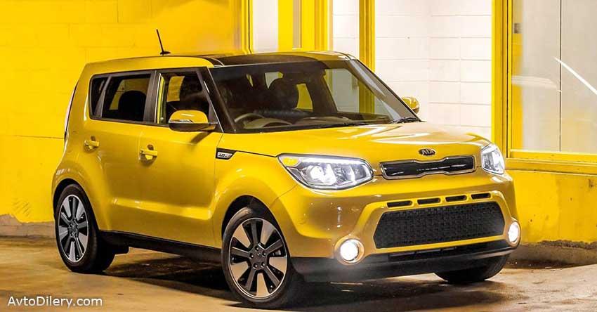 Различные варианты комплектации и цены на авто КИА Соул 2016 года