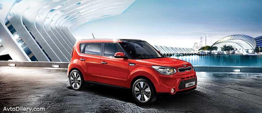KIA Soul - технические характеристики, цены на различные комплектации нового автомобиля КИА Соул