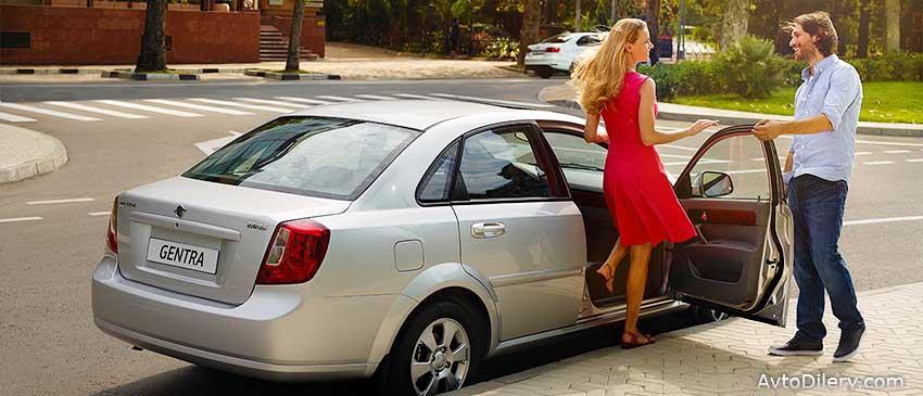 Новый авто Ravon Gentra в городе - цены на автомобили в разной комплектации.