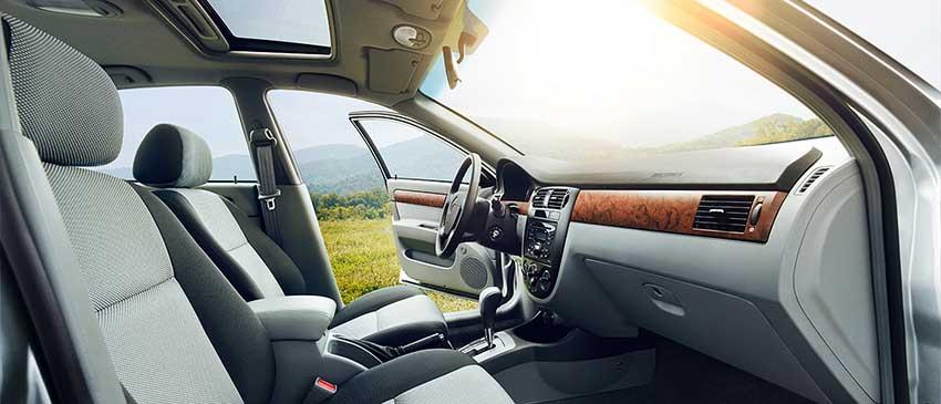 Новый Ravon Gentra интерьер - фото салона автомобиля Равон Джентра
