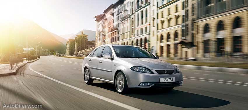 Фото нового авто Ravon Gentra - технические характеристики, комплектация, цена