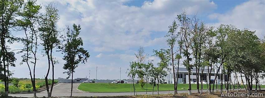 Продажа авто Фольксваген в автосалоне Гедон-Аксай в Ростове-на-Дону - официальный дилер новых Volkswagen - фото салона