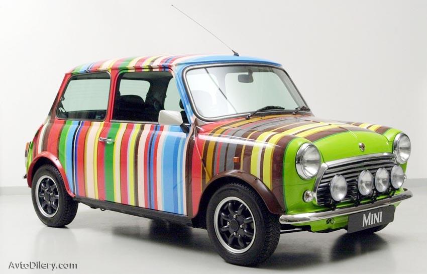 Самые популярные цвета автомобилей