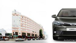 Официальные дилеры Toyota в Екатеринбурге — Тойота