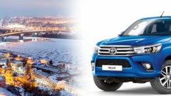 Официальные дилеры Toyota в Нижнем Новгороде — Тойота